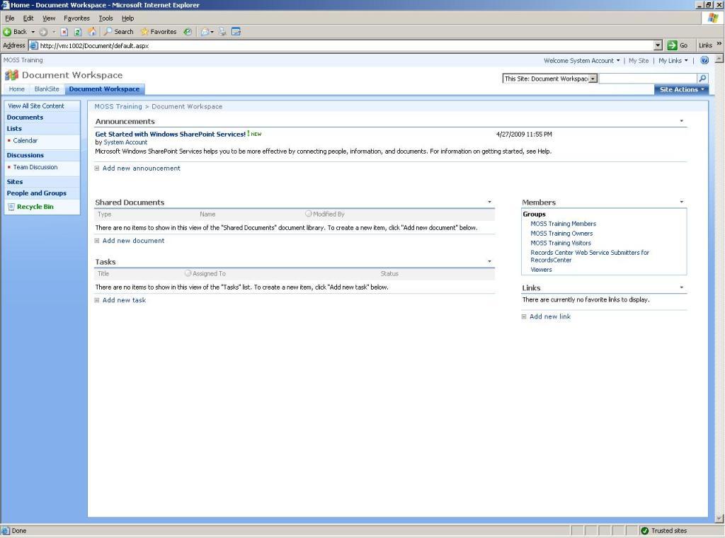 documentworkspace